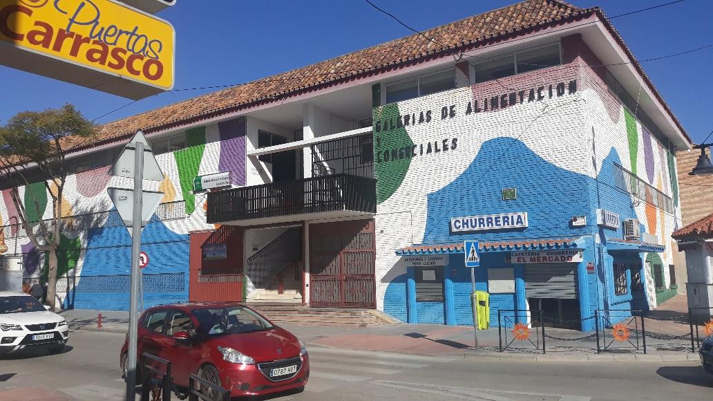 LOCAL COMERCIAL EN MERCADO DEL BOQUETILLO